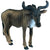 Wildebeest Figure Height 3.1-inch