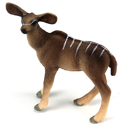 Red Lesser Kudu Female Figure Height 2.5-inch