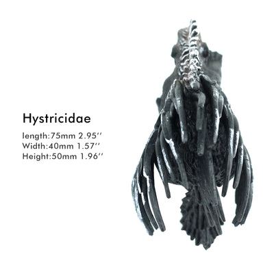 Hystricidae Figure Height 2.4-inch