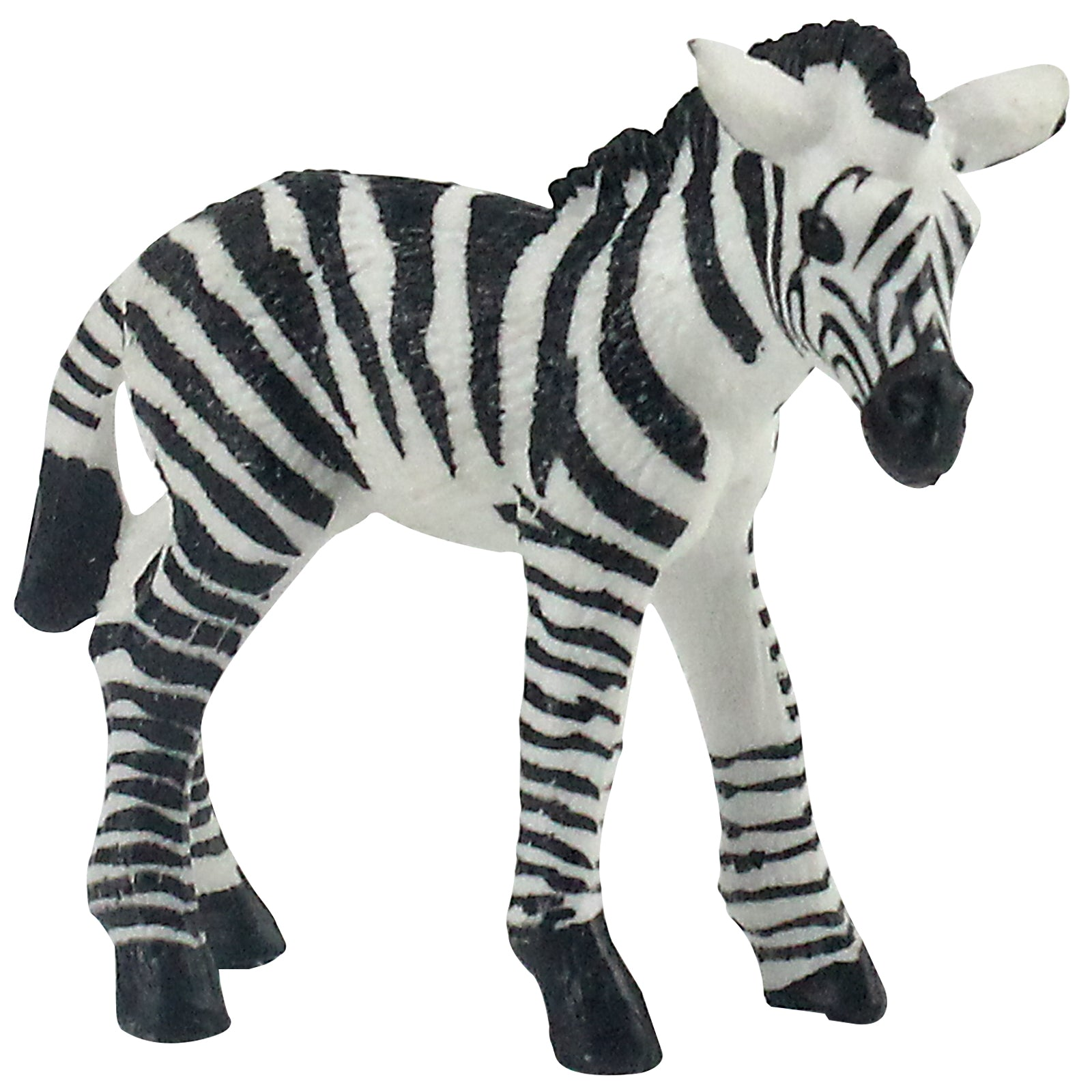 Baby Zebra Figure Height 2.4-inch