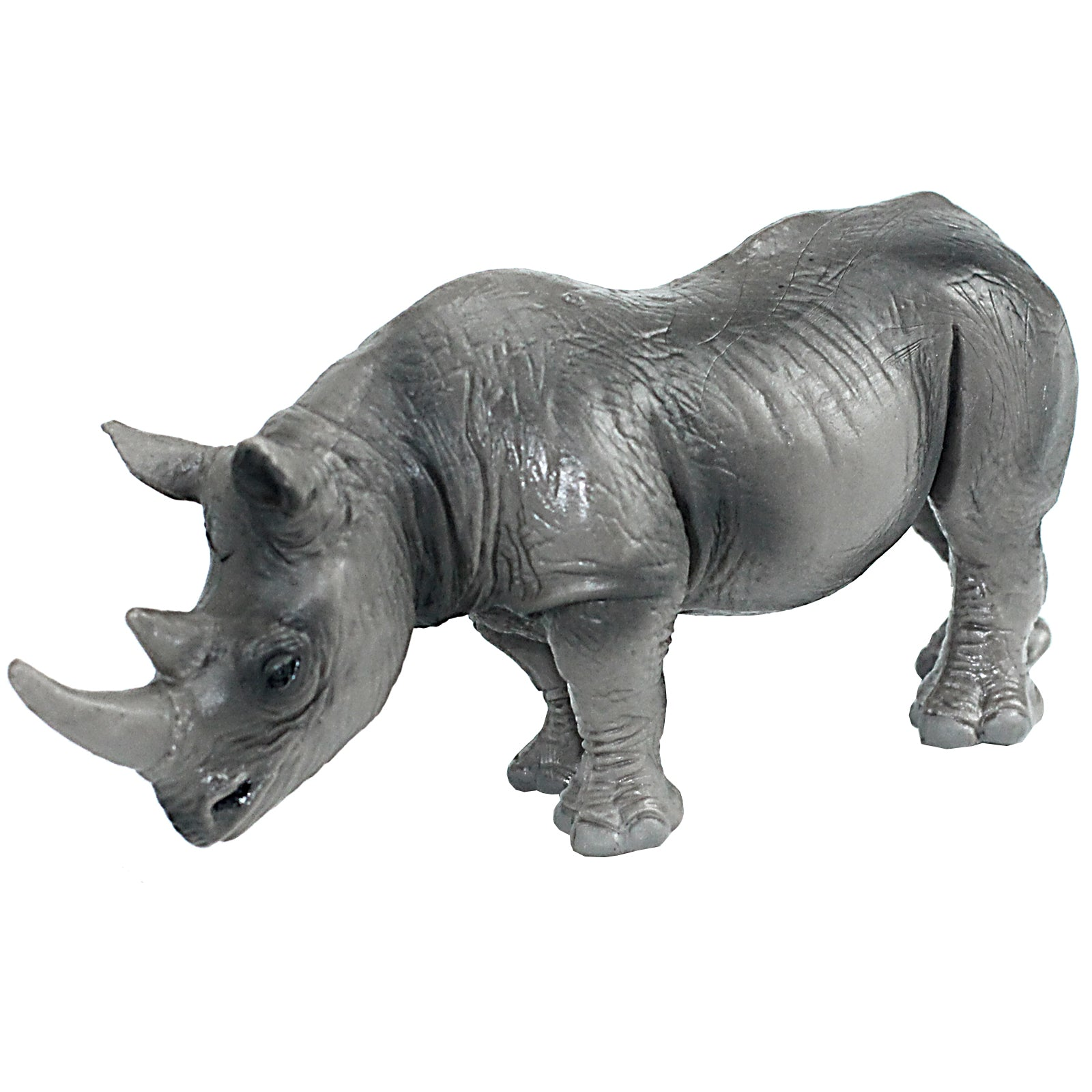 Female Rhino Figure Height 2.2-inch