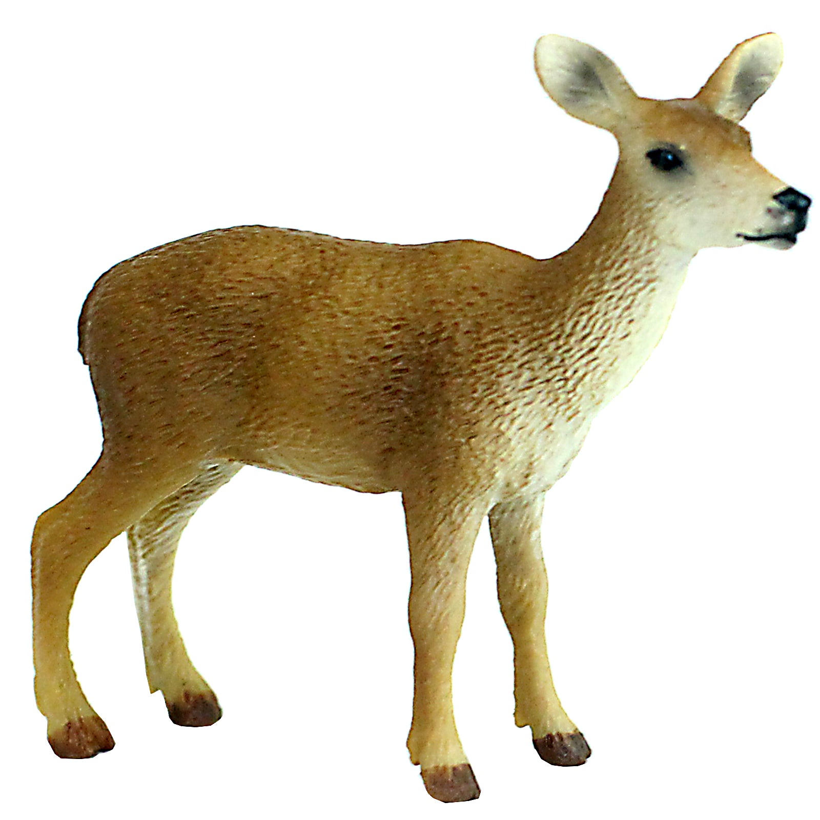 Female Red Deer Hind Figure Height 3.1-inch