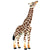 Male Giraffe Bull Figure Height 6.5-inch