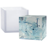 Cube Paperweight Resin Mold 1.4inch