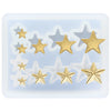 Stars Resin Silicone Mold Mini