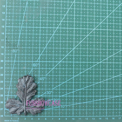 Maple Leaf Fondant Silicone Mold Double Sided Veiner