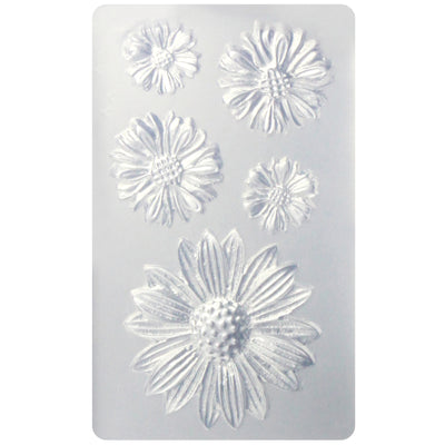 Sunflower Silicone Mold for UV Resin Jewelry Casting