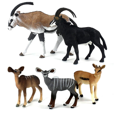 Antelopes Figure 5-count