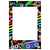 I love 80s Photo Booth Frame - 80's Music Hits 36x24inch