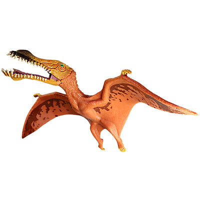 Anhanguera Figures with Movable Jaws Orange Length 9-inch
