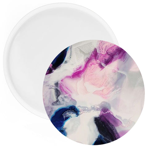 Round Coaster Resin Silicone Mold 7.5 inch