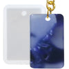 Triangle Resin Pendant Silicone Mold 0.9x3.3inch