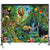 Tropical Rain Forest Adventure Animal Scenic Backdrop 7x6feet