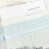 Lace Flower Sticker Tapes 6 Rolls