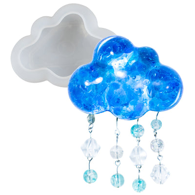Puffy Cloud Silicone Candle Mold Large|Medium|Small