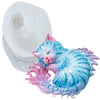 Devil Cat Epoxy Resin Silicon Mold Large 3inch