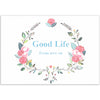 Good Life Transparent Films 5-count
