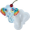 Elephant Head Epoxy Resin Silicone Mold 3.3x3.6inch