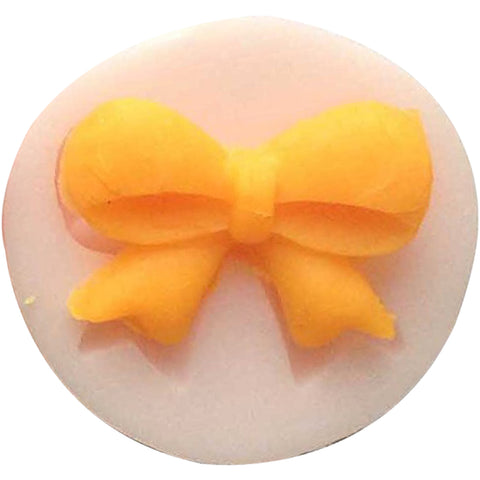 Ribbon Bow Fondant Silicone Mold