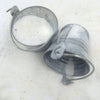 Metal Pails Buckets Miniature 2-Bundle
