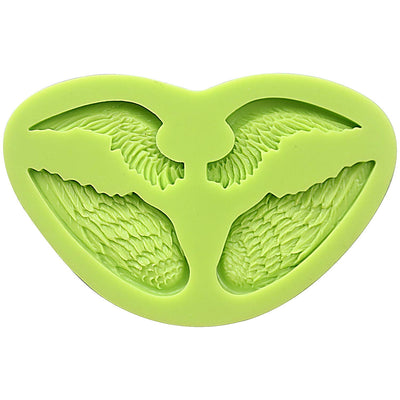 Assorted Wings Fondant Silicone Mold