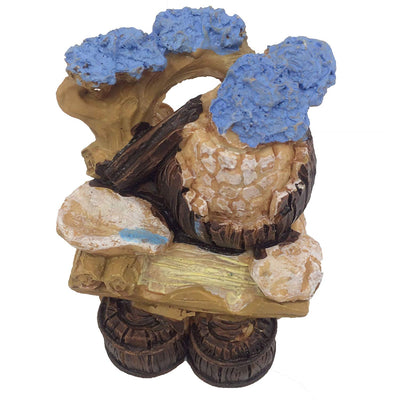 Rustic Water Fountain Miniature 2.4inch