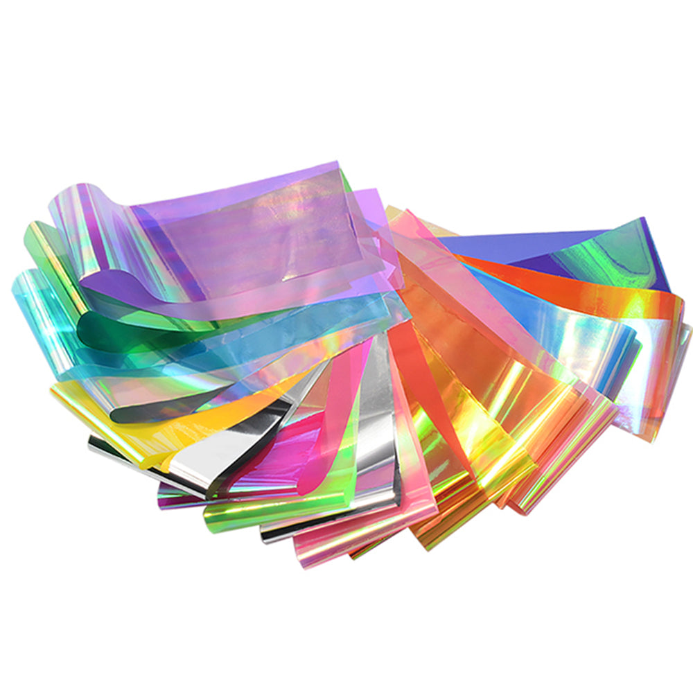 Iridescent Film Foils 20-color