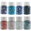Crushed Gemstone 8-bottle Each 50g