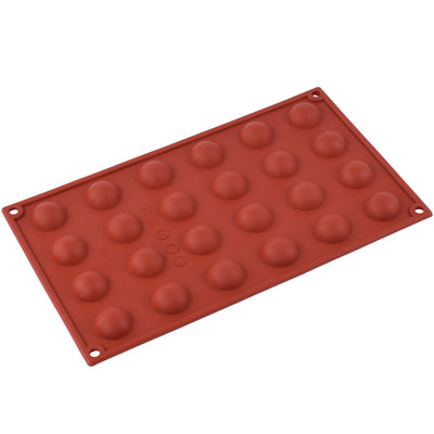 Half Sphere Silicone Baking Mold