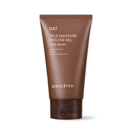 Innisfree Oat Mild Moisture Peeling Gel - Kim's Korean Beauty, LLC
