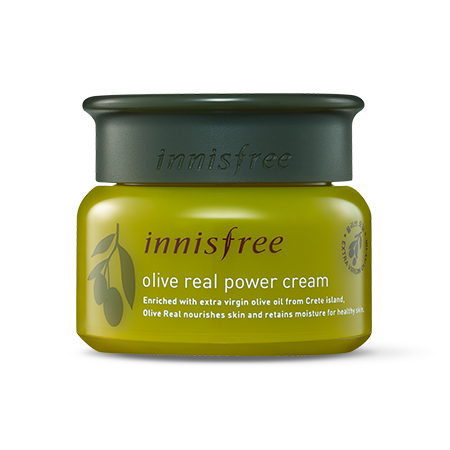 Innisfree Olive Real Power Cream - Kim's Korean Beauty, LLC
