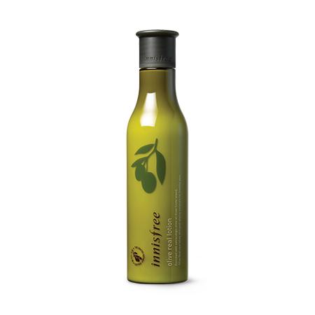 Innisfree Olive Real lotion Ex - Kim's Korean Beauty, LLC