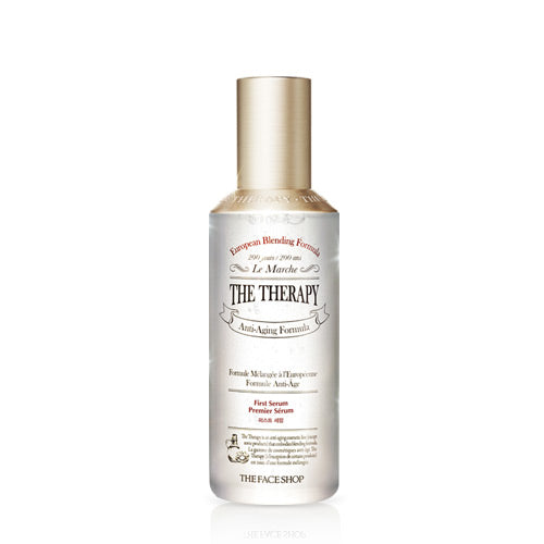 The Face Shop The Therapy First Serum 200ml - Kim's Korean Beauty, LLC