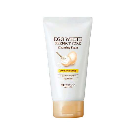 Skin Food Egg White Perfect Pore Cleansing Foam - Kim's Korean Beauty, LLC