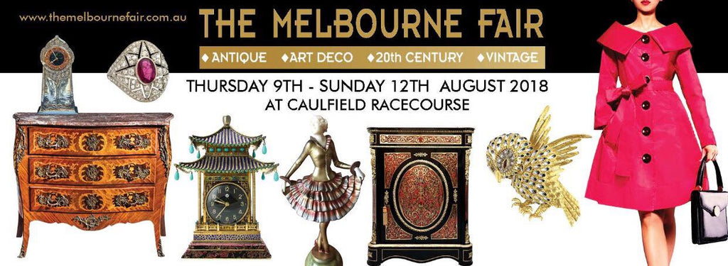 Join Us At The Melbourne Fair | 9th - 12th August 2018