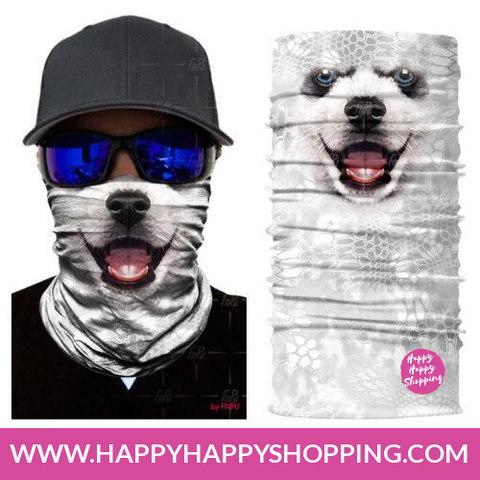 Animal Face Mask For Skiing / Outdoors