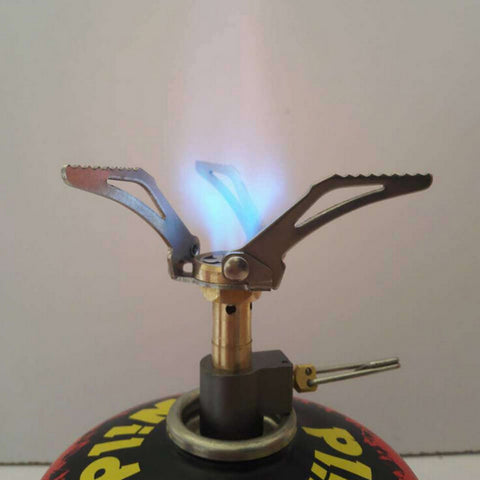 Ultra Light Micro Camping Stove