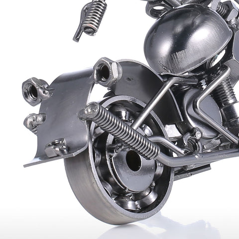 Motorcycle Desk Ornament