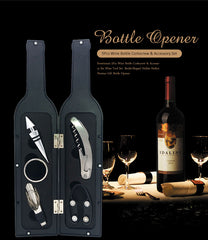 Wine Sommelier Connoisseur 5-pc Set