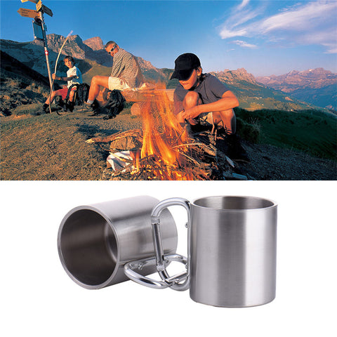 Mountaineer's Travelling Cup / Mug
