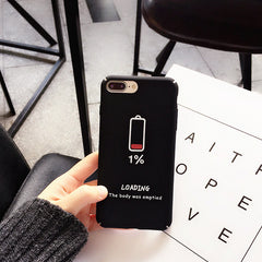 'Battery Level' iPhone Case