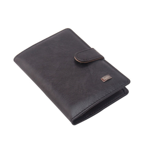 Leather Passport Cover and Driver's License Holder
