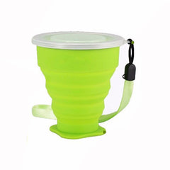 Super Compact and Foldable Outdoor / Camping Water Cup / Mug