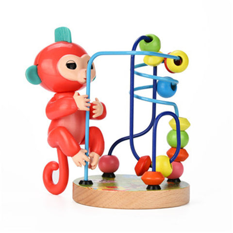Gym Playset For Monkey Finger Toys