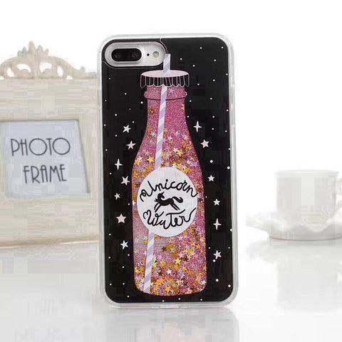 Sparkly Pink iPhone Cases
