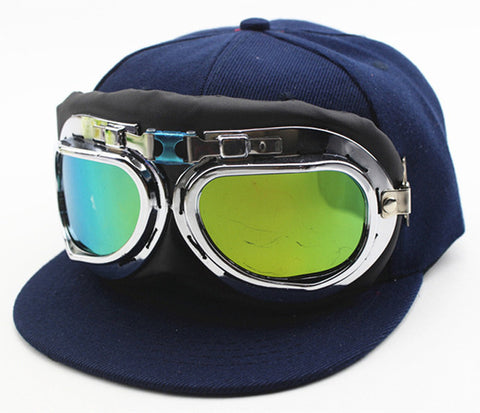 Aviator Baseball Cap For Kids