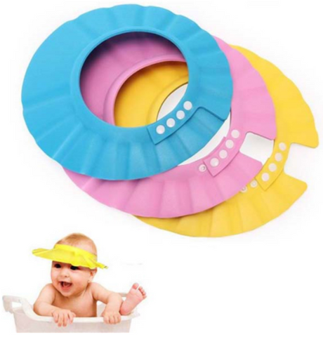 Eye Protection Shower Cap For Babies