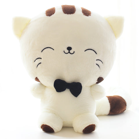 Aeruiy Plush Toy Fortune Cat Doll