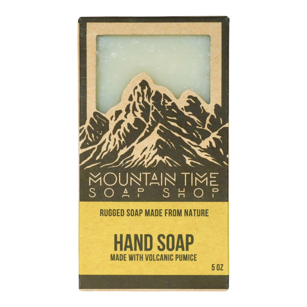 VOLCANIC PUMICE HAND SOAP