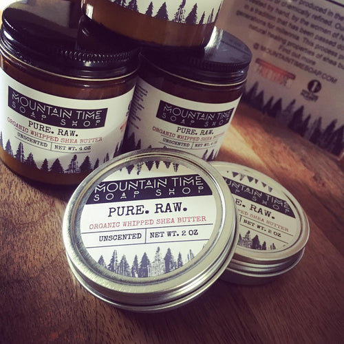 WINTER RESCUE - Organic Whipped Shea Butter